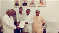 Guru Ravi Dass Sabha called on the public health minister