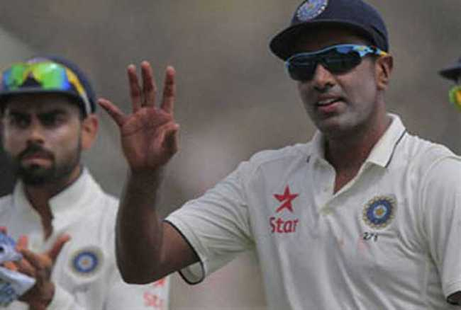 Ashwin says he hopes for good results in series