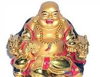 Laughing Buddha these pleasures in our lives longer holds