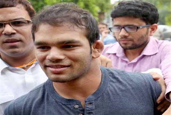 Narsingh now says he will fight till he is totaly excused of claims