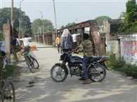 old Gomti bridge closed