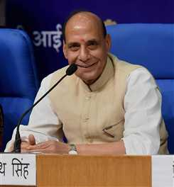 My relationship with Modi sacred, passionate and deep: rajnath