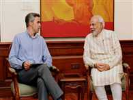 J-K CM Omar Abdullah meets PM Modi, seeks special package for flood victims