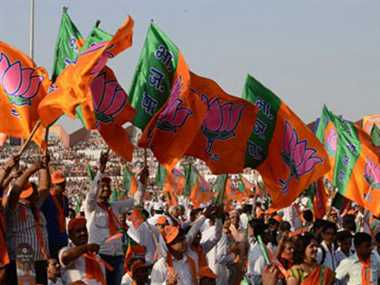 bjp may make a government at delhi in navratra
