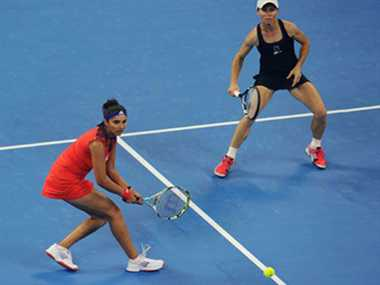 Sania Mirza and Cara Black qualify for year end World Finals