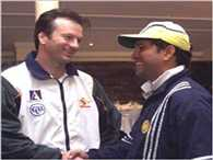 Sachin, Waugh to be inducted as Bradman Honourees