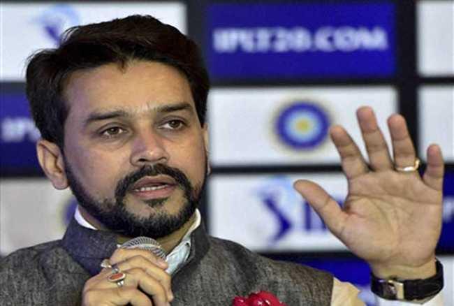 Anurag Thakur says India wont play with Pakistan