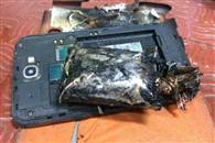 dgca summons samsung after its phone catches fire in aircraft