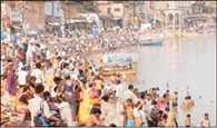 Deepdan Mela at Mandakini Chitrakoot