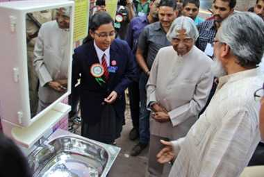 prize by abdul kalam