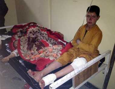 sucide attack in afghanistan, 50 killed