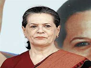 sonia gandhi reached ranchi to campaign
