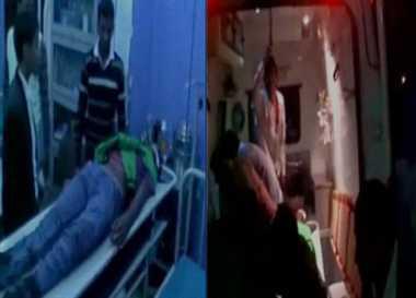 blast in dibrughargh, 1 dead, 16 injured