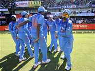 Icc ranking, india moved on second position