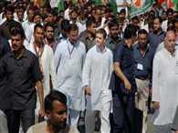 Rahul Gandhi to meet farmers in UP