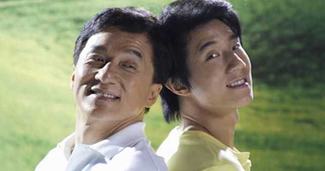 Play the the trial of drugs for Son of Jackie Chan
