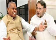 Sharad Yadav holds meeting with Manjhi