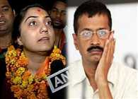 kejriwal will act like monkey : nupur sharma