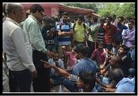 बीएचयू में निलंबित छात्रों ने किया छात्र पर हमला