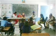 बाल सुरक्षा यूनिट ने की बैठक
