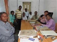 डॉ. सुनील यादव बने विवि के विधि विभाग के उपकुलसचिव