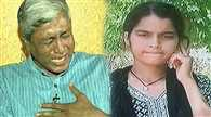 AAP leader ashutosh cry on live show