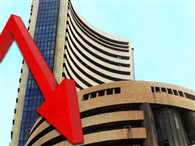 Sensex falls over 139 pts in early trade on capital outflows