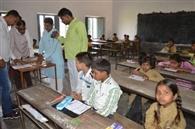 1188 बच्चों ने दी न्यूनतम अधिगम की परीक्षा
