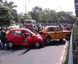 पिछले साल भारतीय सड़क दुर्घटना में हर दिन 410 लोगों की हुई मौत
