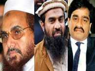 India to ask Pakistan to seize assets of Dawood, Hafiz Saeed and Lakhvi