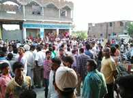 Businessman killed during dacoity, public anger boiling