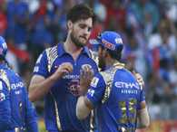 Mumbai post 203 runs target against CSK in IPL 8 Final