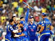 Mumbai defeat Chennai to win IPL title for second time
