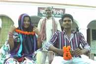 Police In Main Role In Marriage Of Lovers In Thana In Gonda