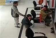 Man robs bank with toy gun in China