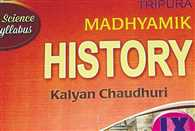 Indian history out of school books in Left ruled Tripura