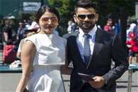 Anushka Sharma and Virat Kohli latest picture comes as a perfect morning delight