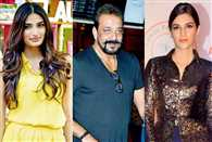Kriti Sanon or Athiya Shetty Who will play Sanjay Dutt daughter in his comeback film