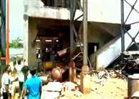 1 dead and 12 injured in a blast in a chemical factory in Visakhapatnam