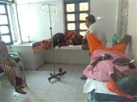 भीषण गर्मी से अस्पतालों में बढ़ गई मरीजों की संख्या