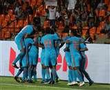 13 महीने में 15 मैच खेलेगी भारत की फुटबॉल टीम