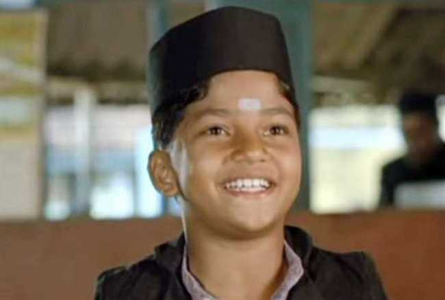 Remember Swami from Malgudi Days This is how he looks like now