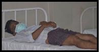 जांच में पहला मरीज ही स्वाइन फ्लू से पीड़ित