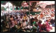 अलविदा जुमा की नमाज को लेकर मुस्लिम समाज में दिखा उत्साह