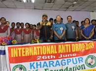 ड्रग्स को जड़ से खत्म करना जरूरी : दासगुप्ता