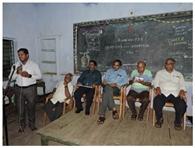 तेलुगू समाज के अधिकारों को ले आवाज बुलंद