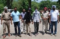 दो शातिर चोर गिरफ्तार, चोरी का माल बरामद