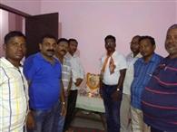 भाजपा ने मनाया बलिदान दिवस