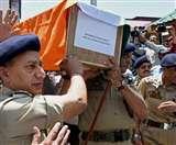 श्रीनगर: जिहादियों ने ईद के जश्न को मातम में बदल दिया