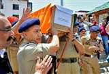 डीएसपी की नृशंस हत्या के बाद राज्य सरकार की लचर नीति पर पुलिस संगठन में रोष
